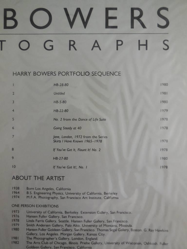 Ten Photographs For Sale 3