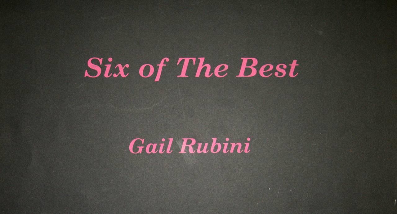 If a girl's got it... Pop Art Serigraph Barbie Doll  - Print by Gail Rubini