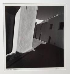 Vejer de la Frontera #18, Silver Gelatin Print, 1977