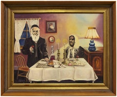 Old World Shabbat Dinner