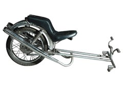 EZ Rider Functional Sculpture Motorcycle Chair Featured in Book