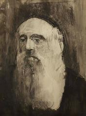 Head of a Rabbi, Judaica