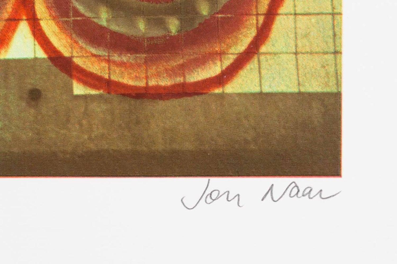 Jon Naar - Graffiti Art Photograph Silkscreen Print Subway Station ...