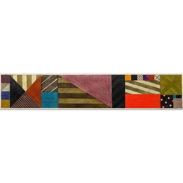 Large Modernist Abstract Painting (1of 2 available) For Sale 1