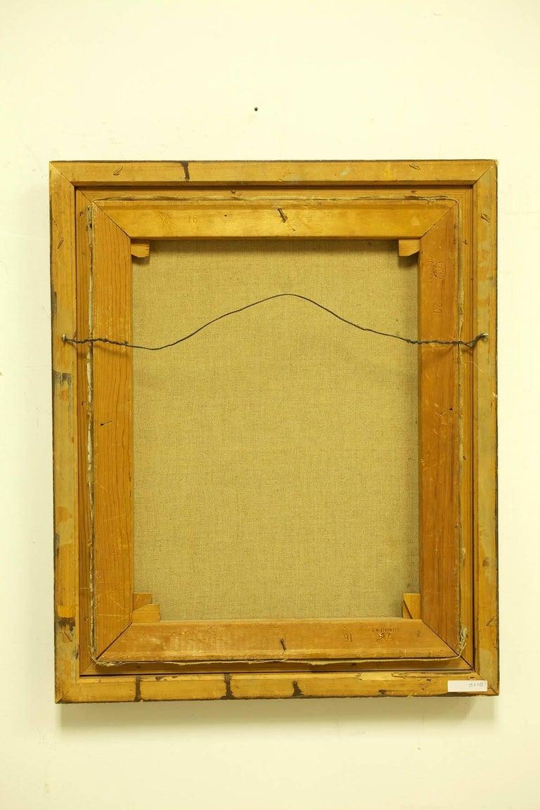 Genre: Judaica Subject: Portrait Medium: Oil Surface: Canvas Dimensions: 20