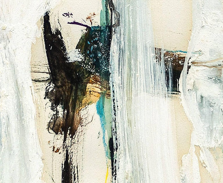 Modern Abstract Composition For Sale 1