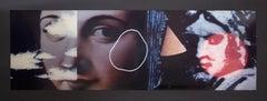 Abstract Portrait Chromogenic Color Print