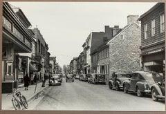 Winchester Virginia February 1940 Vintage Silver Gelatin Print