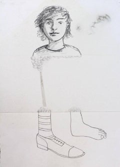 Exquisite Corpse, Cadavre Exquis, Spanish Surrealist Drawing 3 Artists