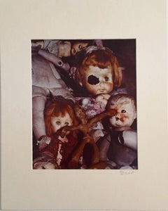 Surrealist Composition with Dolls