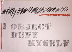 I Object Defy Myself
