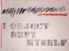 I Object Defy Myself