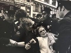Feminist Protesting Vietnam War
