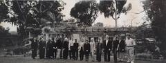 Curators, Catherine Opie Signed Vintage Photograph