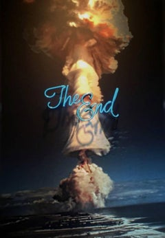 The End (Atomic Bomb Blue)