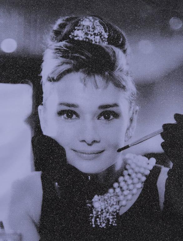 Audrey Hepburn - Rocket Lavender, 2017