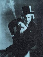 Marlene Dietrich - Smoldering Blue, 2017