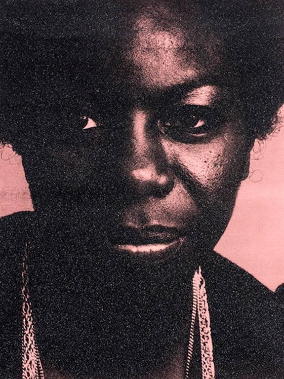 Nina Simone - Lightning Pink, 2017