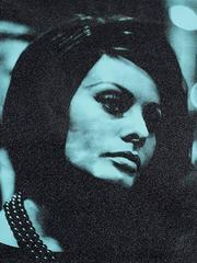 Sophia Loren - Nirvana Blue, 2017