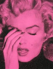 Marilyn Crying - Electric Pink, 2017