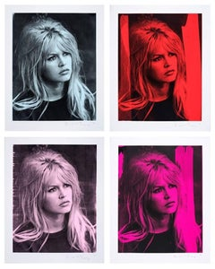 Bardot Portfolio - Set of 4 , 2017