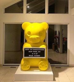 4 Foot Yellow Gummy Bear