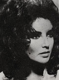 Elizabeth Taylor, Black & White