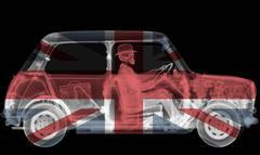 Union Jack Mini Driver