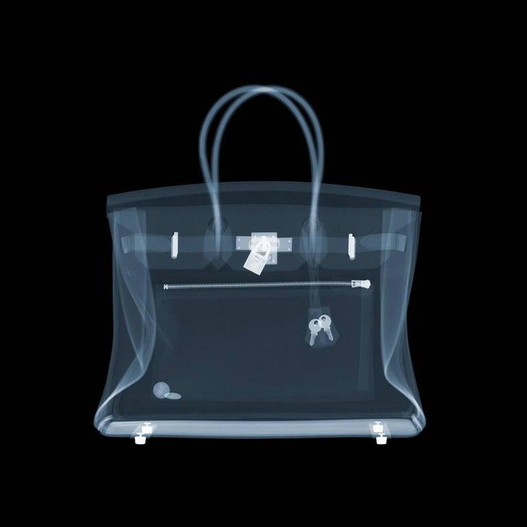 Nick Veasey Still-Life Print - Hermes Birkin Bag