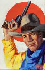 The Lawman, Western Pulp Cover