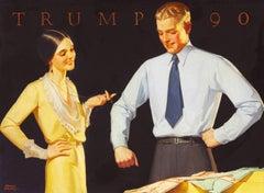Trump Shirts, Arrow Shirts Advertisement