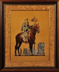 Policeman on Horseback
