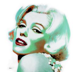 Marilyn Monroe - Baubles, Bangles & Beads