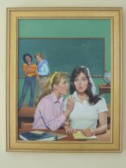Boy Trouble, Girls of Canby Hall Book Cover