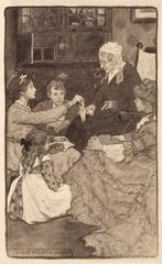 Alcott's Old Fashioned Girl