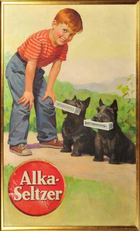 Alka Seltzer Ad