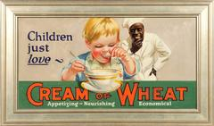 1925 Cream of Wheat Ad