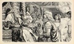 Leif Erikson The Lucky, Book Illustration