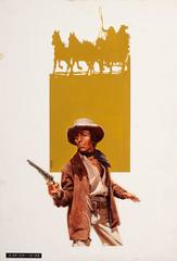 Cowboy on the Defense, Probable Paperback Cover