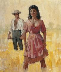 On the Plantation, Paperback Cover
