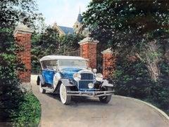 1929-1930 Hudson Dual Cowl Phaeton