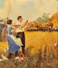Calling Farmhands for Pie