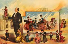 Vienna Circus Poster