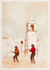 Shooting at the Enemy, Probable Paperback Cover