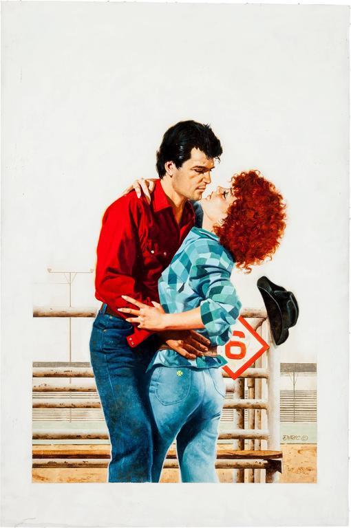 Romance Paperback Cover