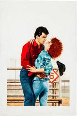 Romance Paperback Cover