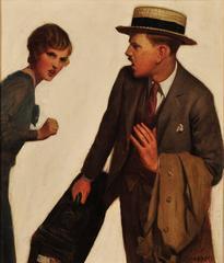Liberty Magazine Cover, May 25, 1929