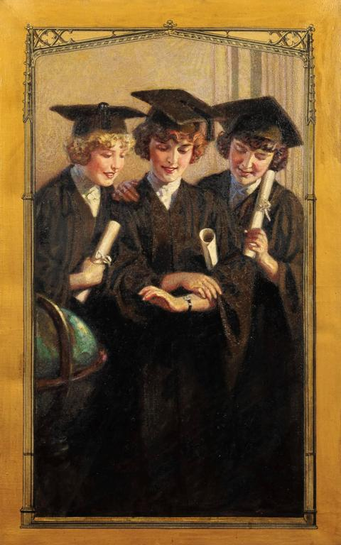 The Graduates, Watch Advertisement
