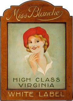 Virginia Slims Cigarette Advertisement