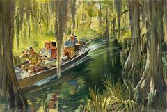 'Swamp Test' American Magazine